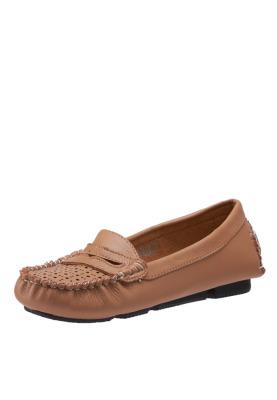 namshi com buy ginger casual moccasin shoes for women women 36371 html